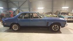 1975-Holden-Monaro-HJ GTS-Sedan-Wheels