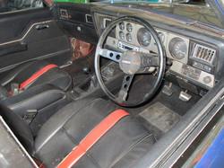 1975-Holden-Monaro-HJ GTS-Sedan-Before-Restoration-Interior