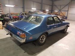 1975-Holden-Monaro-HJ GTS-Sedan-Side-View-1