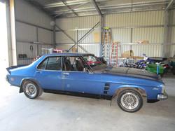 1975-Holden-Monaro-HJ GTS-Sedan-Before-Restoration