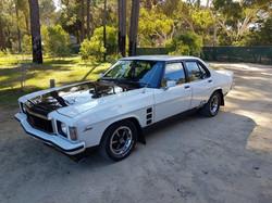 1976-Holden-HX-Monaro-GTS-Sedan-White-Cotillion  (108)