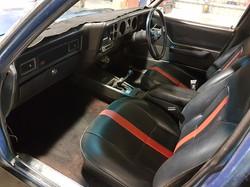 1975-Holden-Monaro-HJ GTS-Sedan-Front-Interior-Passenger