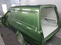 1974-Holden-HQ-Sandman-Panelvan-unrestored-painted-spraybooth-1