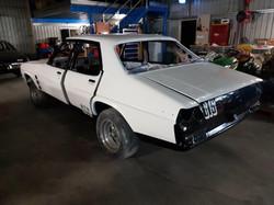 1976-Holden-HX-Monaro-GTS-Sedan-White-Cotillion  (33)