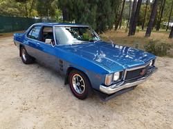 1975-Holden-Monaro-HJ GTS-Sedan-Deauville-Blue-Metallic