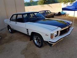 1976-Holden-HX-Monaro-GTS-Sedan-White-Cotillion  (54)