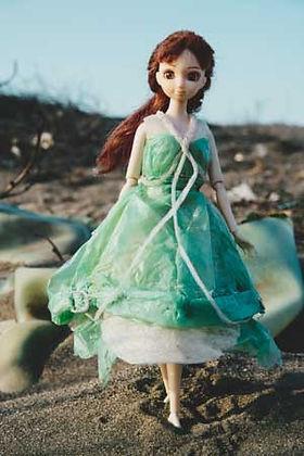 安莉水果緩衝塑膠翠綠洋裝300-1.jpg