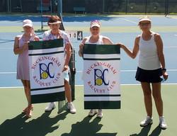 Women's B Finalists