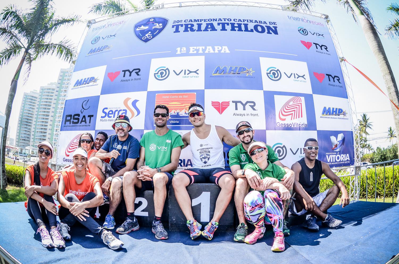 1ª etapa triathlon
