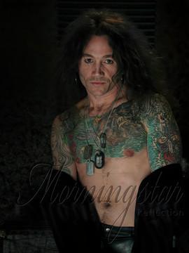 Johnny Angel Black
