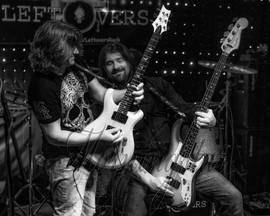 Mike & Steve B&W Guitars
