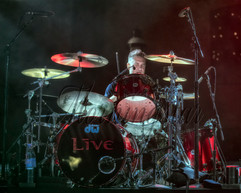 Live Drummer Chad Gracey