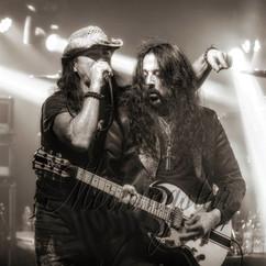 Jimi & Ray Wheaton