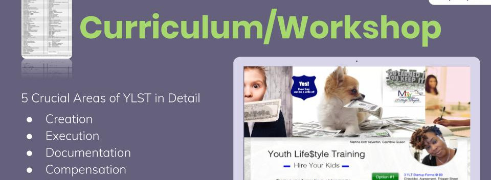 Youth Life$tyle Training Webinar Event S