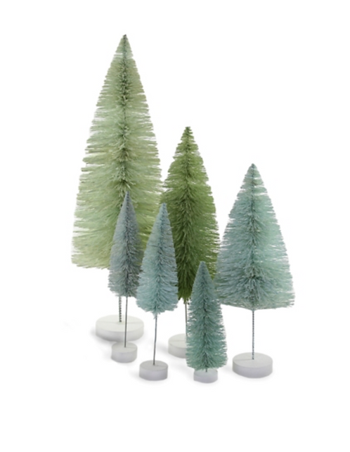 Trees - Set of 6