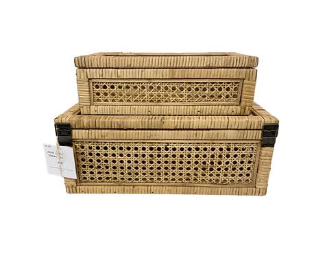 Woven Curiosity Basket, Large