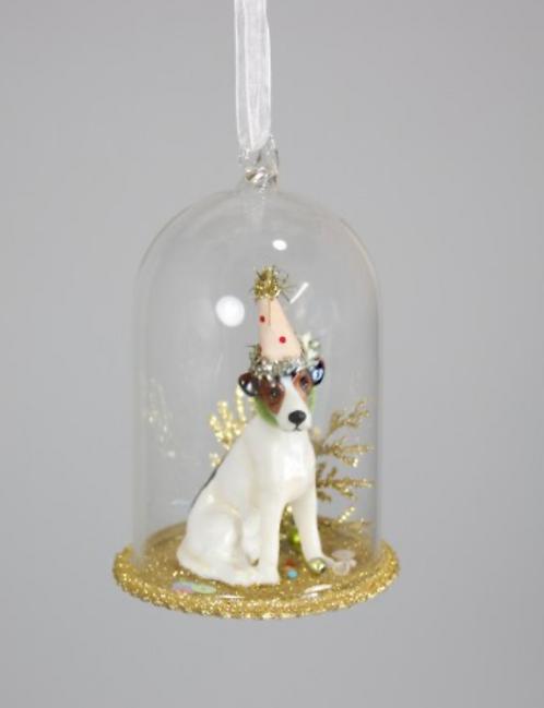 Party Dog Globe