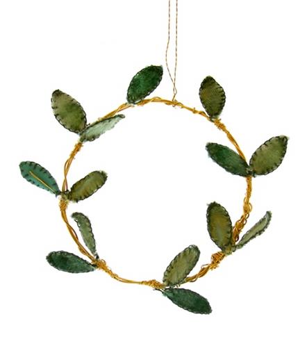 Small Velvet Wreath