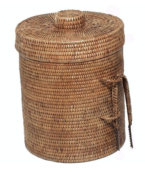 Wicker Ice Bucket