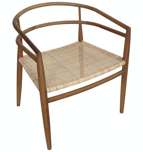 Finn Chair in Teak