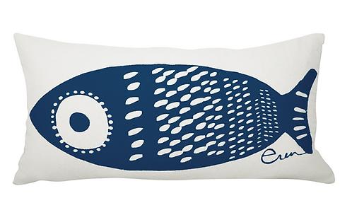 Fish Lumbar Pillow