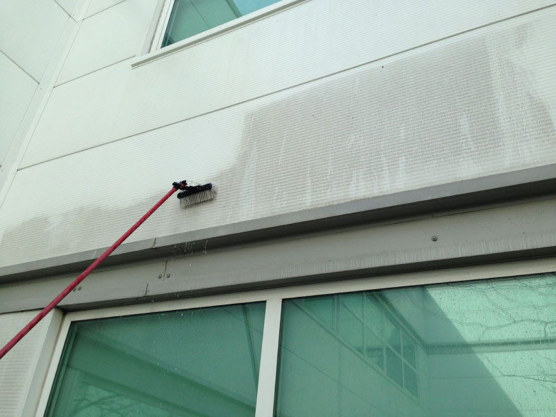 Cladding Cleaners