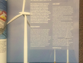 Wind Energy Network Magazine: Making informed decisions