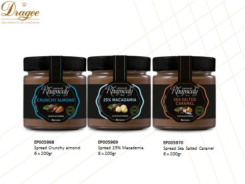 Actie Brinkers (Biologische, hoge kwaliteit chocolade pasta!)