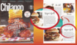 Revista chilango Yago's Grill