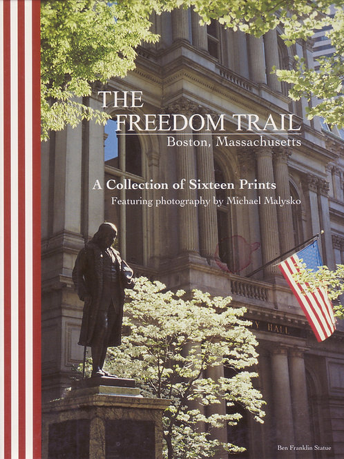 Freedom Trail Postcards