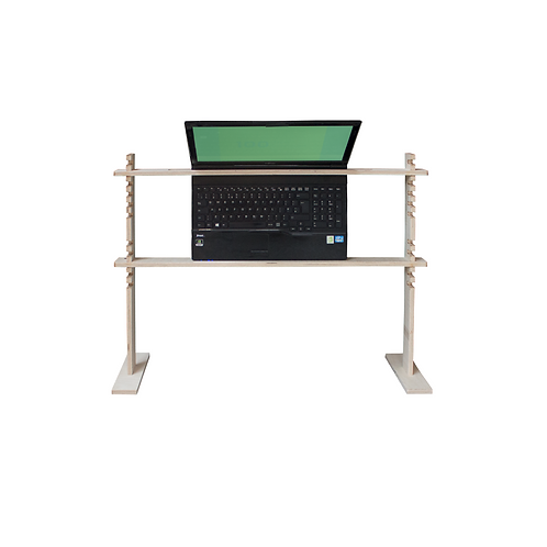 Lie-Down Laptop Stand by 100 Tree Furniture │Early bird pre-order sale