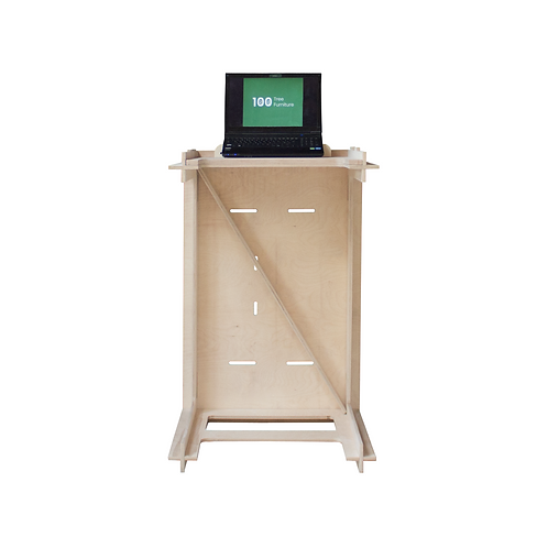 Sit to Standing Desk by 100 Tree Furniture │Early bird pre-order sale