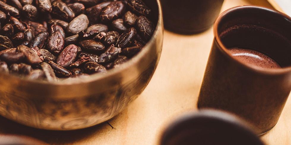 Cérémonie Cacao de Pleine Lune