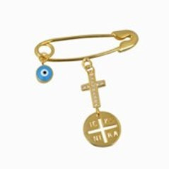 Pin of Blessing and Protection