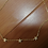 Thumbnail: Wendy Charming Pave Star Necklace.