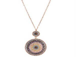 Protection Evil Eye Necklace