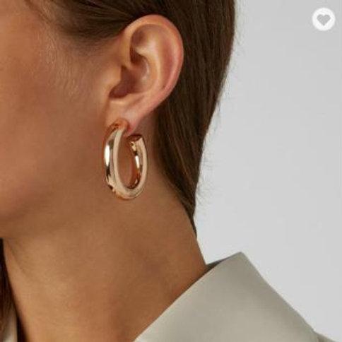 Ani Hoop Earrings