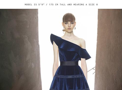 133591090ae9 Self Portrait Off Shoulder Velvet Midi Dress. $210.00 $ 205.00