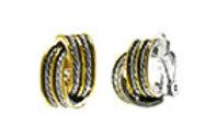 Leonora Clip On Earrings