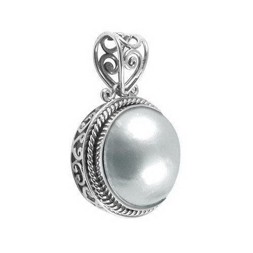 Luminous Pearl Pendant