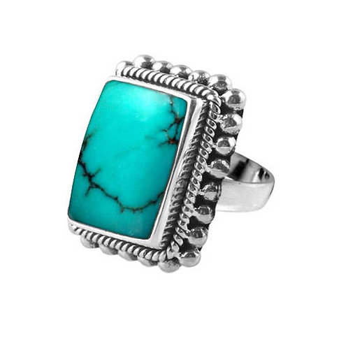 Enchantment Turquoise Ring