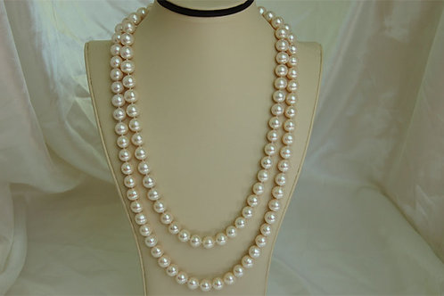 Sophisticated Pearl Necklace