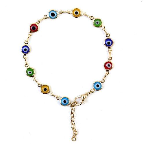Aphrodite Multi Color Mati Bracelet