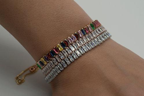 Emily Baguette Bracelet