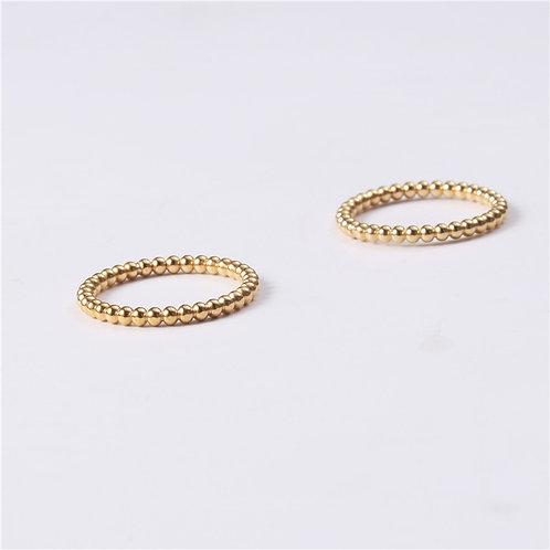 Liana Beaded Ring