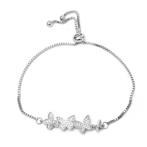 Whimsical Butterfly Bracelet