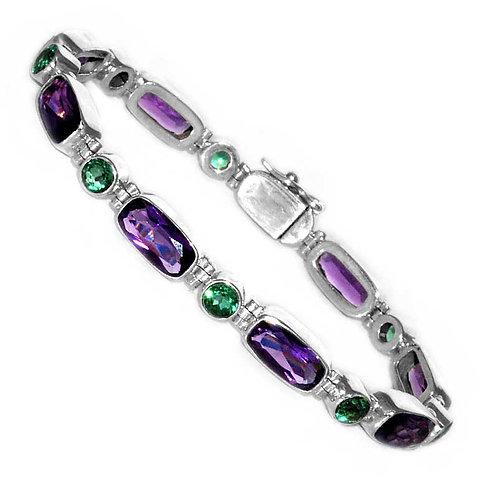 Milo Gem Link Bracelet