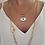 Thumbnail: Jana MOP Evil Eye Necklace.