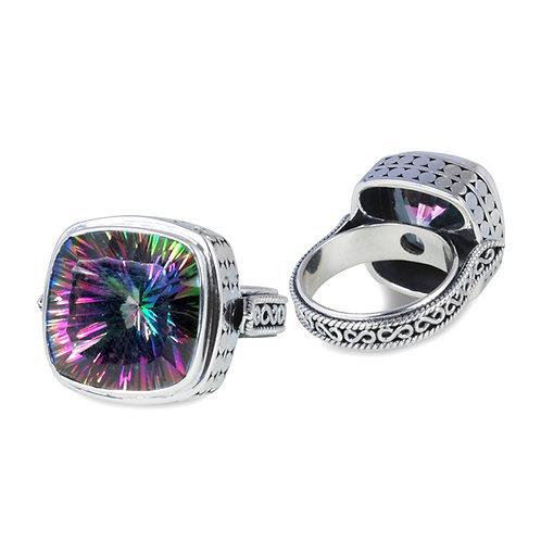 Renaissance Topaz Ring