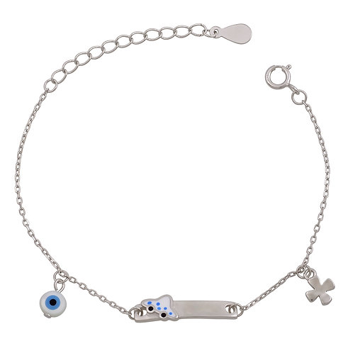 Good Luck ID Kid's Bracelet
